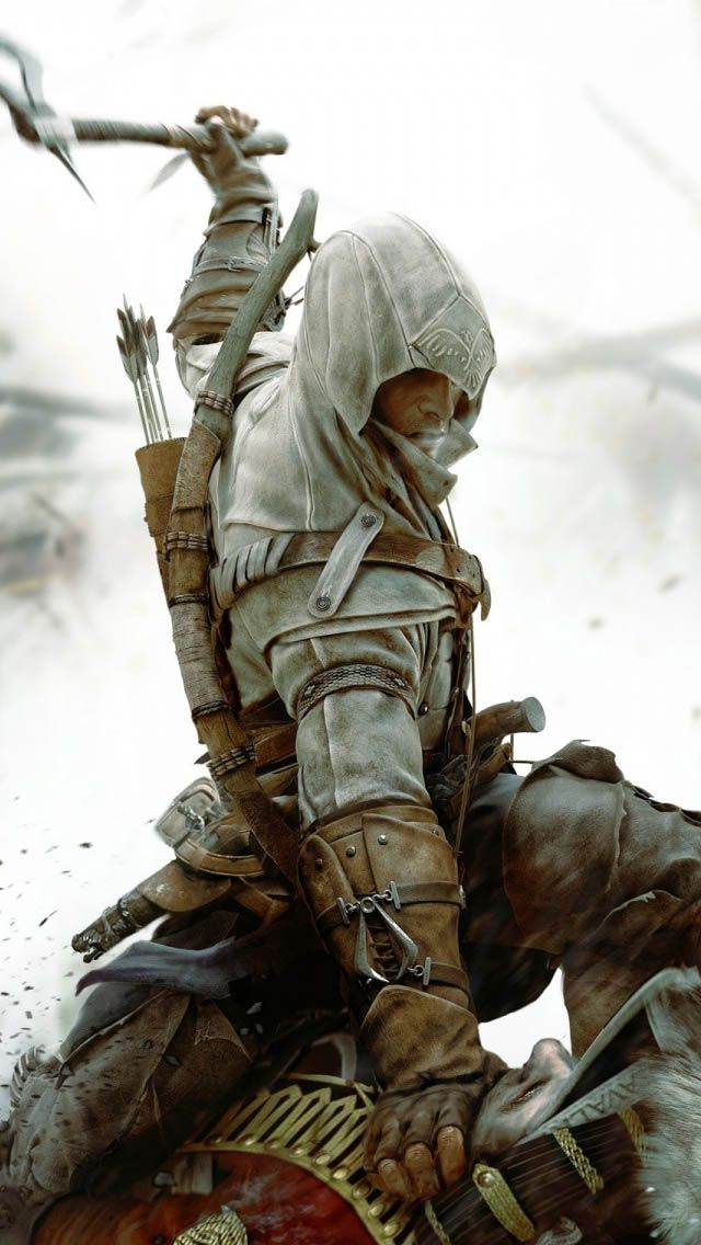 Assassins Creed IPhone Wallpapers