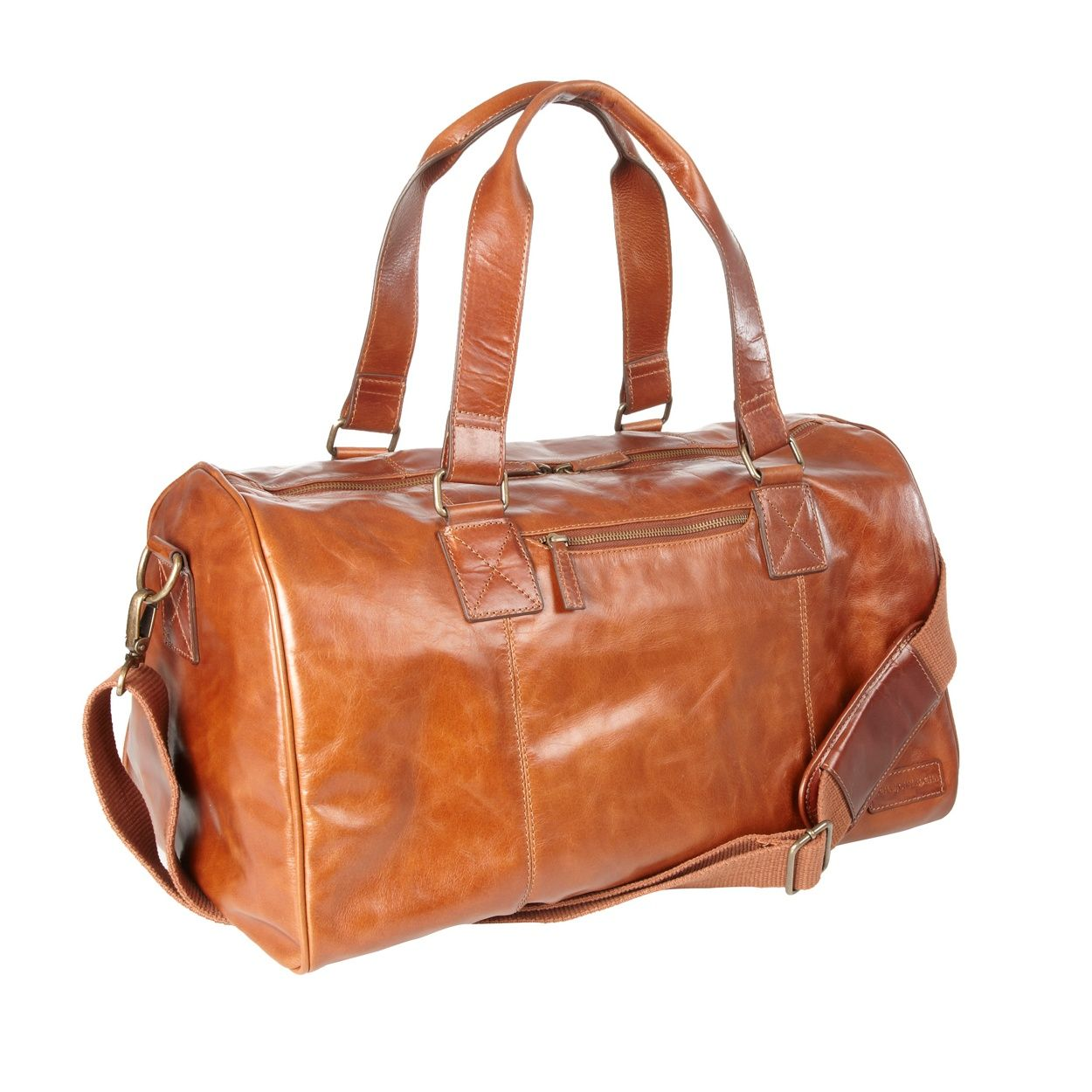 Mens leather gloves at debenhams - John Rocha Designer Tan Leather Holdall At Debenhams Com