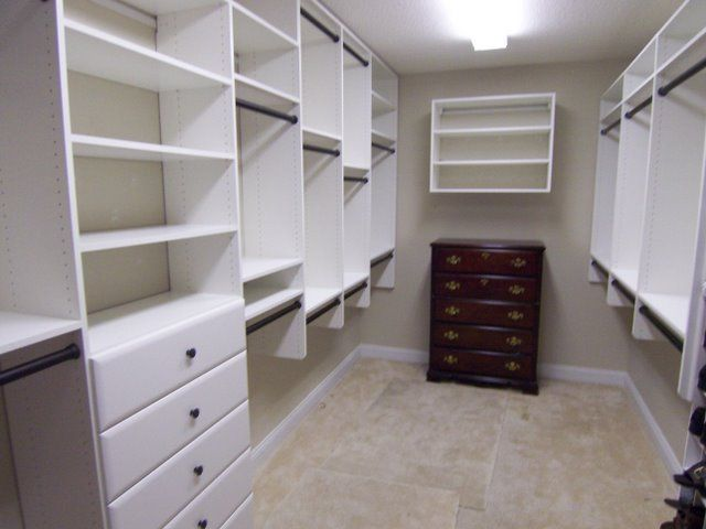 Master Closet Renovation. Hardwood Floors From Lumber Liquidator. Closet  Organizer From Classy Closets With Room For Hanging Items, Drawers, And Ceu2026