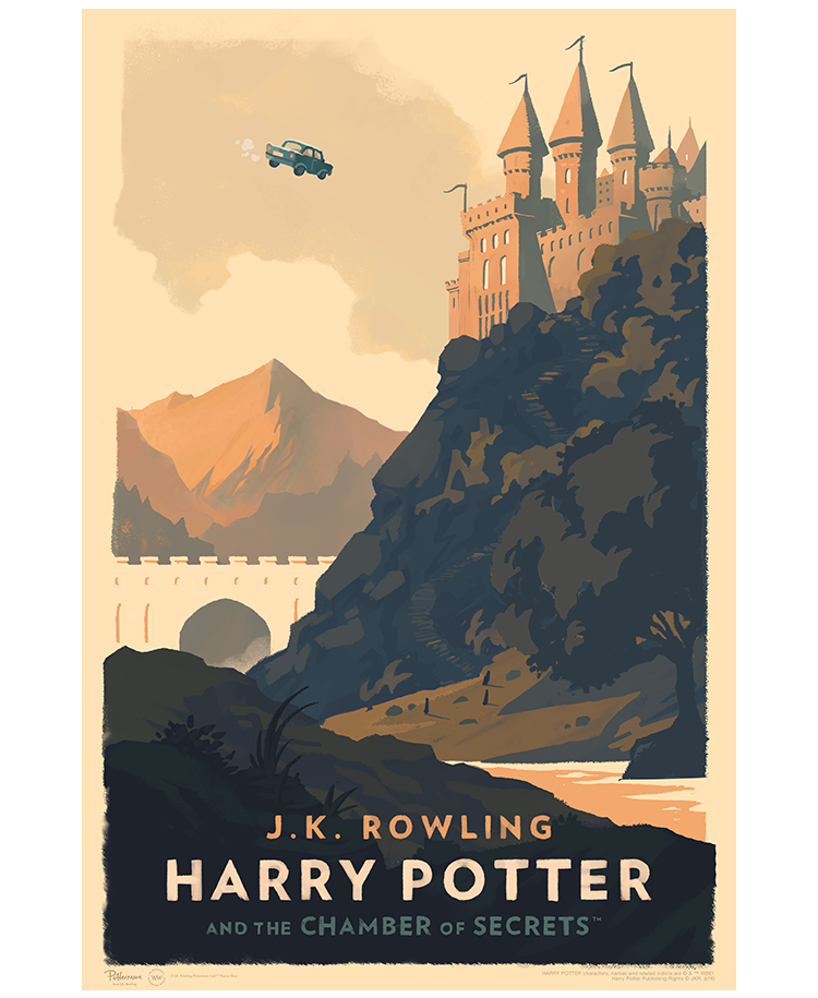 Beautiful Harrypotter Art Prints And Covers Created By Olly Moss For German Audio Book Series Harry Potter Poster Harry Potter Images Harry Potter Print