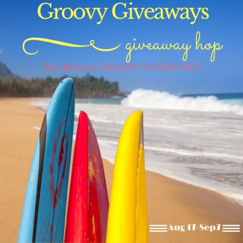 Groovy Back to School Giveaway Hop