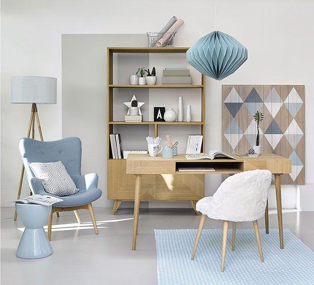 style scandinave bleu canard. Black Bedroom Furniture Sets. Home Design Ideas