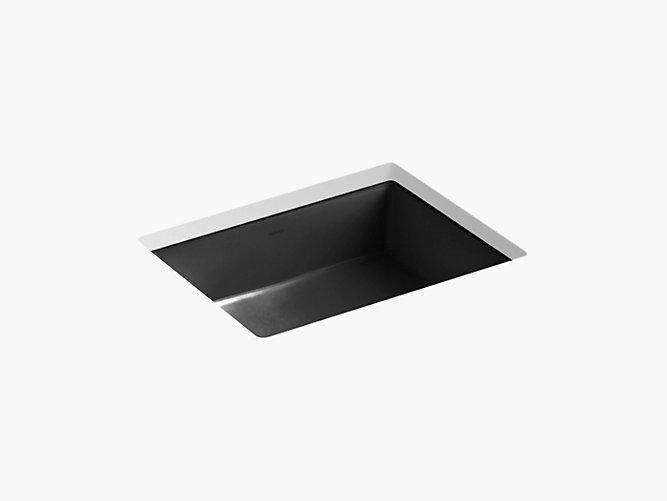 Photo of K-2882 | Verticyl Undermount Rectangular Sink | KOHLER