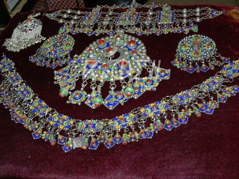 L\'artisanat en Algérie | Antique jewellery