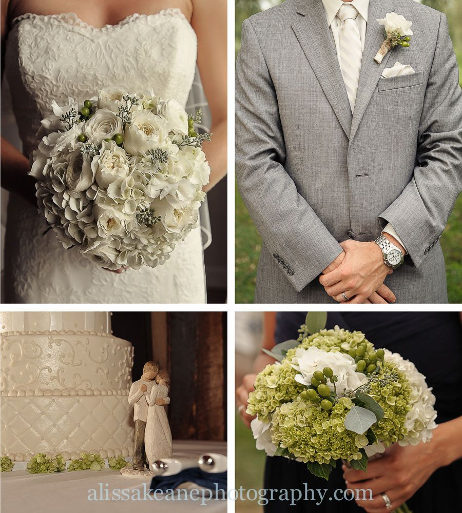 Sarah & Lance's Rustic Barn Wedding :: The Barns at ...