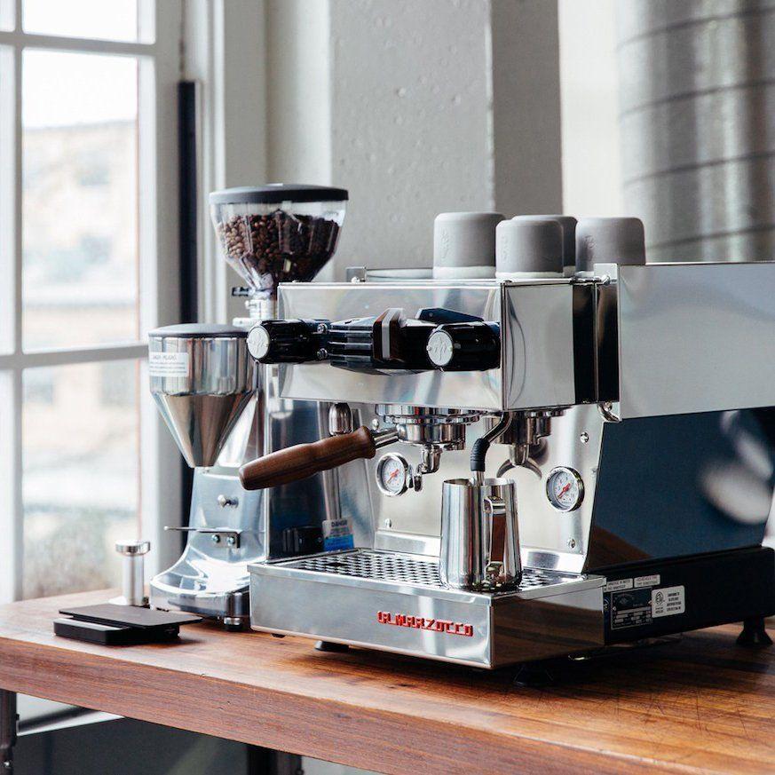 Fancy La Marzocco Linea Mini Espresso Machine Restaurace