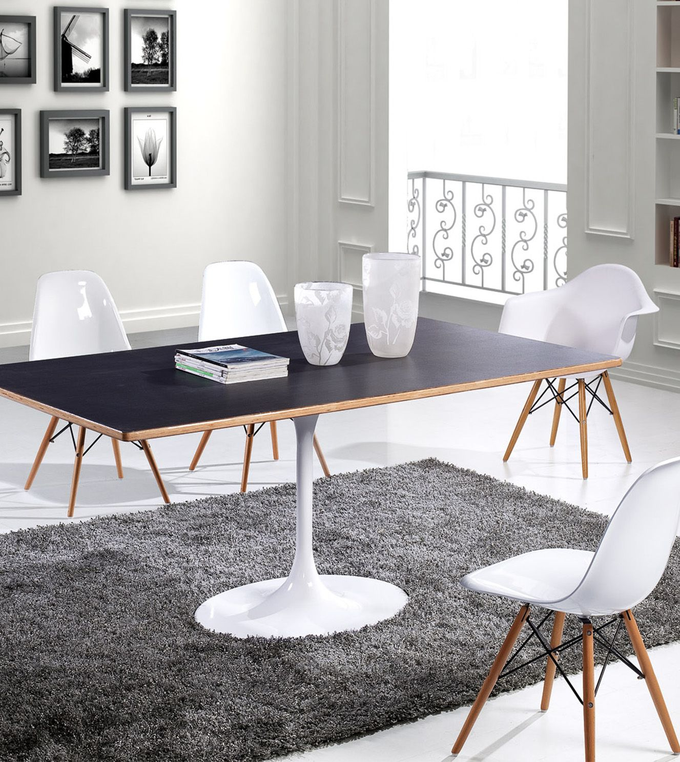 Office Furniture With Modern Clean Lines   Perfect For Breakout Meeting  Areas. Table And Chairs