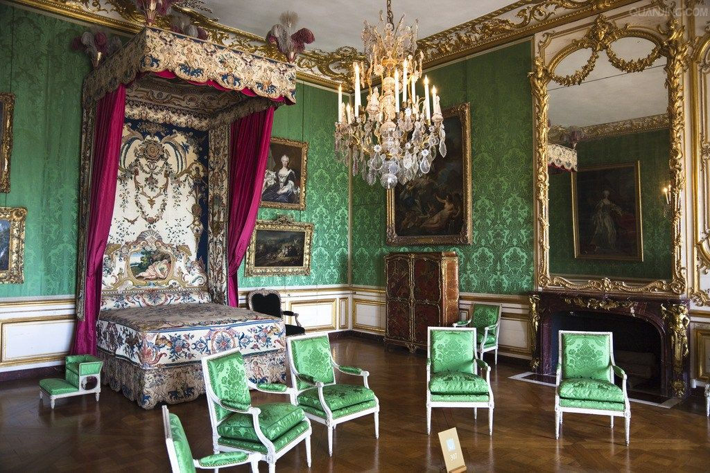 King's Bedroom, Palace of Versailles