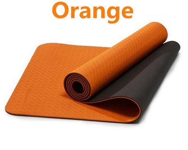 Newsoul  Non-slip TPE Yoga Mat, YMT