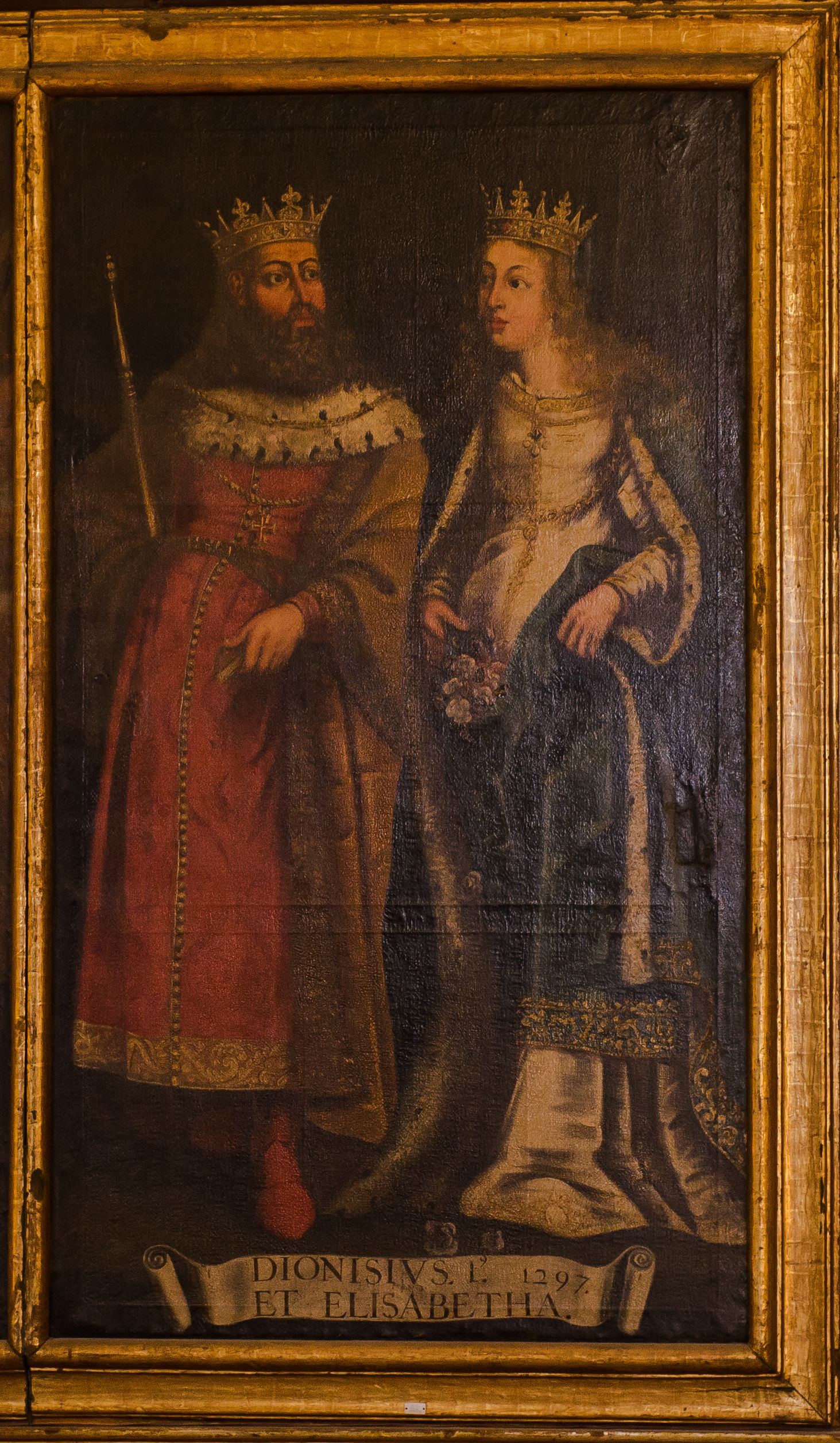D. Dinis & Isabel de Aragão (R...