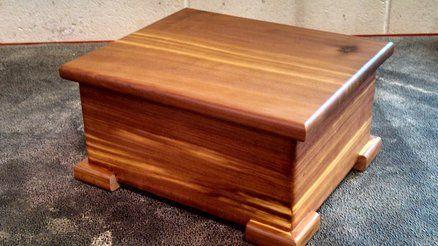Cedar Jewelry Box Wood crafts Pinterest Box Woodworking and