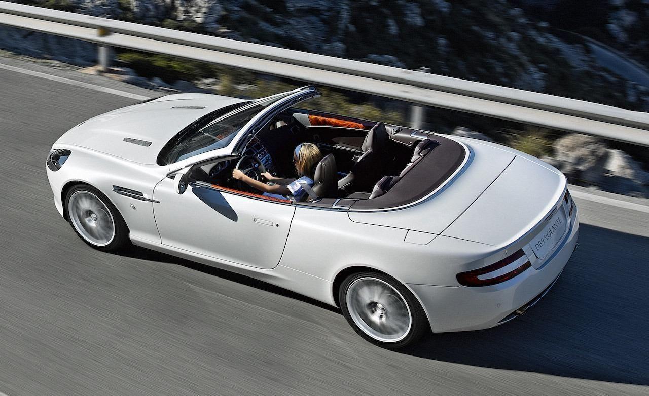 Aston Martin Aston martin convertible, Aston martin
