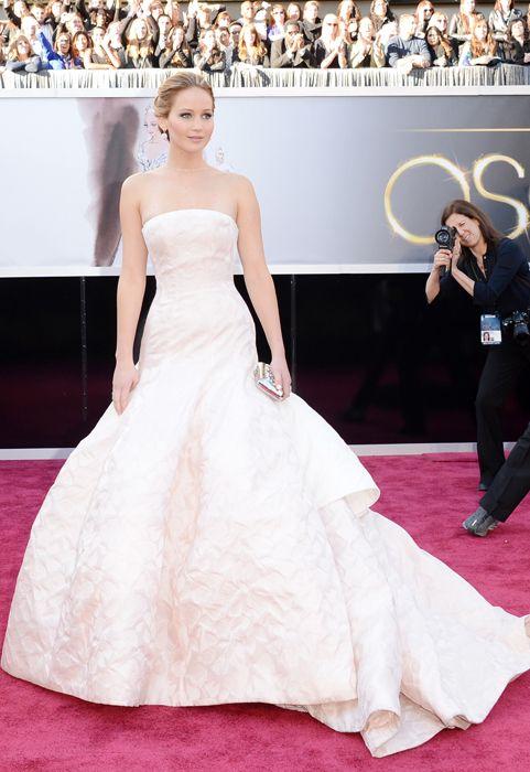 Jennifer Lawrence Dior Gown Breathtaking Best Oscar Dresses Oscar Fashion Jennifer Lawrence Dress