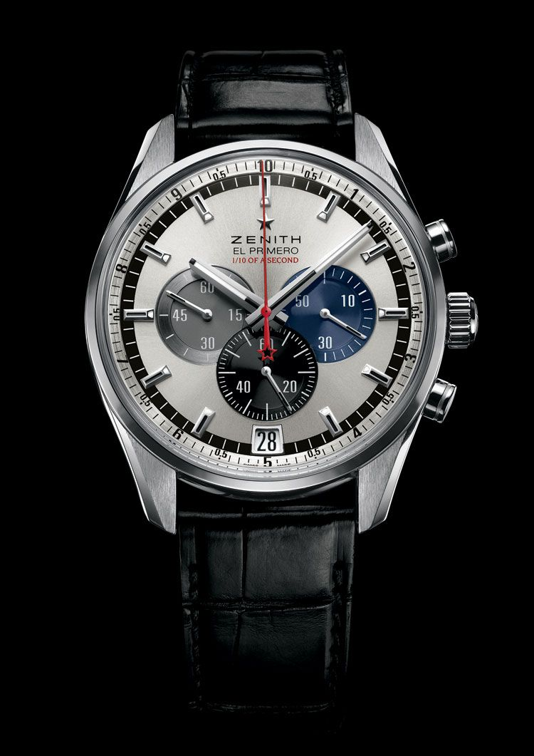 Orologio Cronografo Zenith El Primero Striking 10th Watches For Men Zenith Watches Luxury Watches For Men