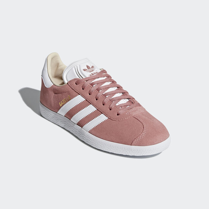 Gazelle Shoes Ash Pink 6.5 Womens | Pink adidas, Adidas ...