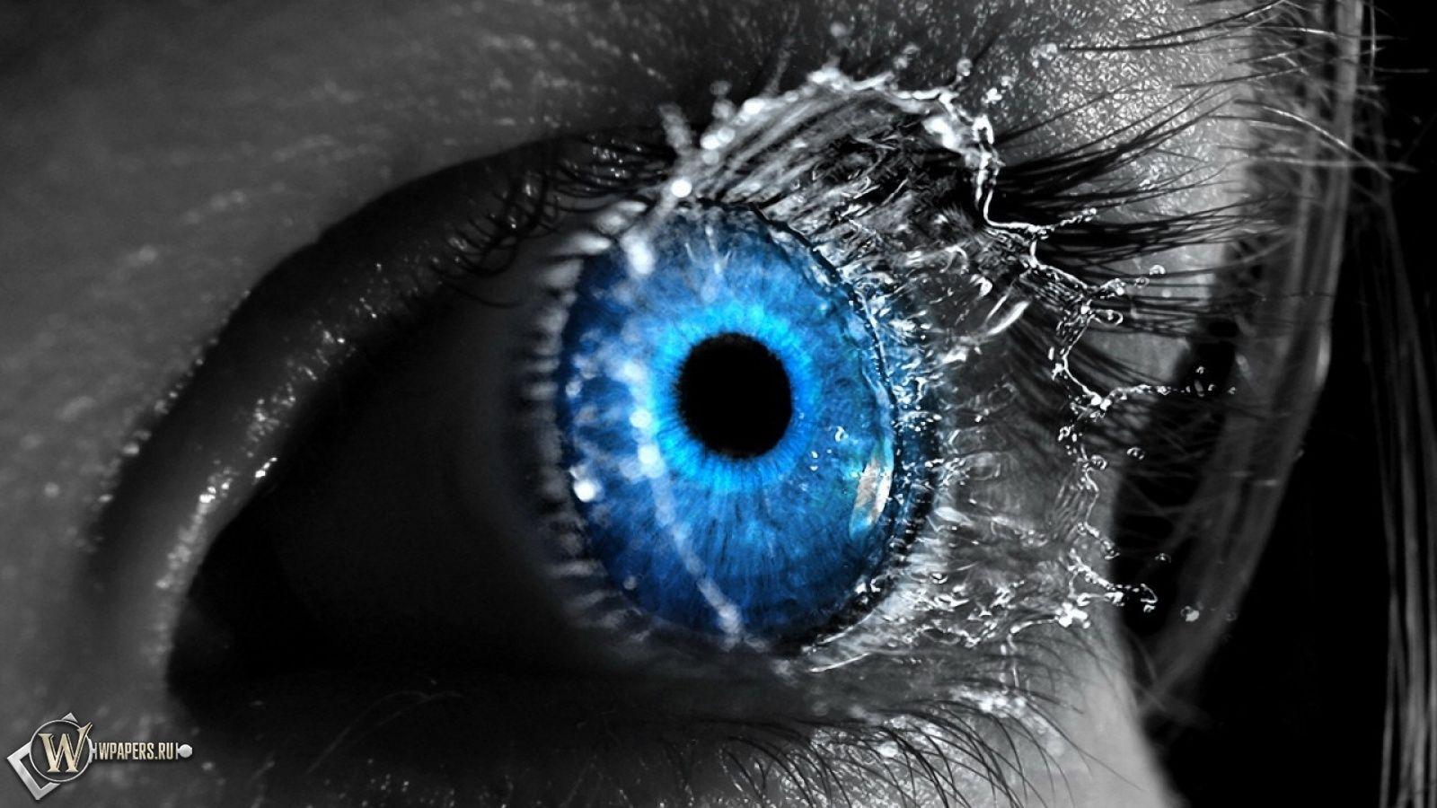 Blue Eye Abstract Wallpaper Hd Best Of Hd Wallpaper Collections Eyes Wallpaper Water Artwork Eye Art