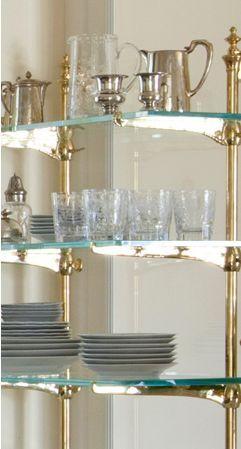 Pastry Decor Glass Shelves Kitchen Glass Shelves Decor Glass Kitchen