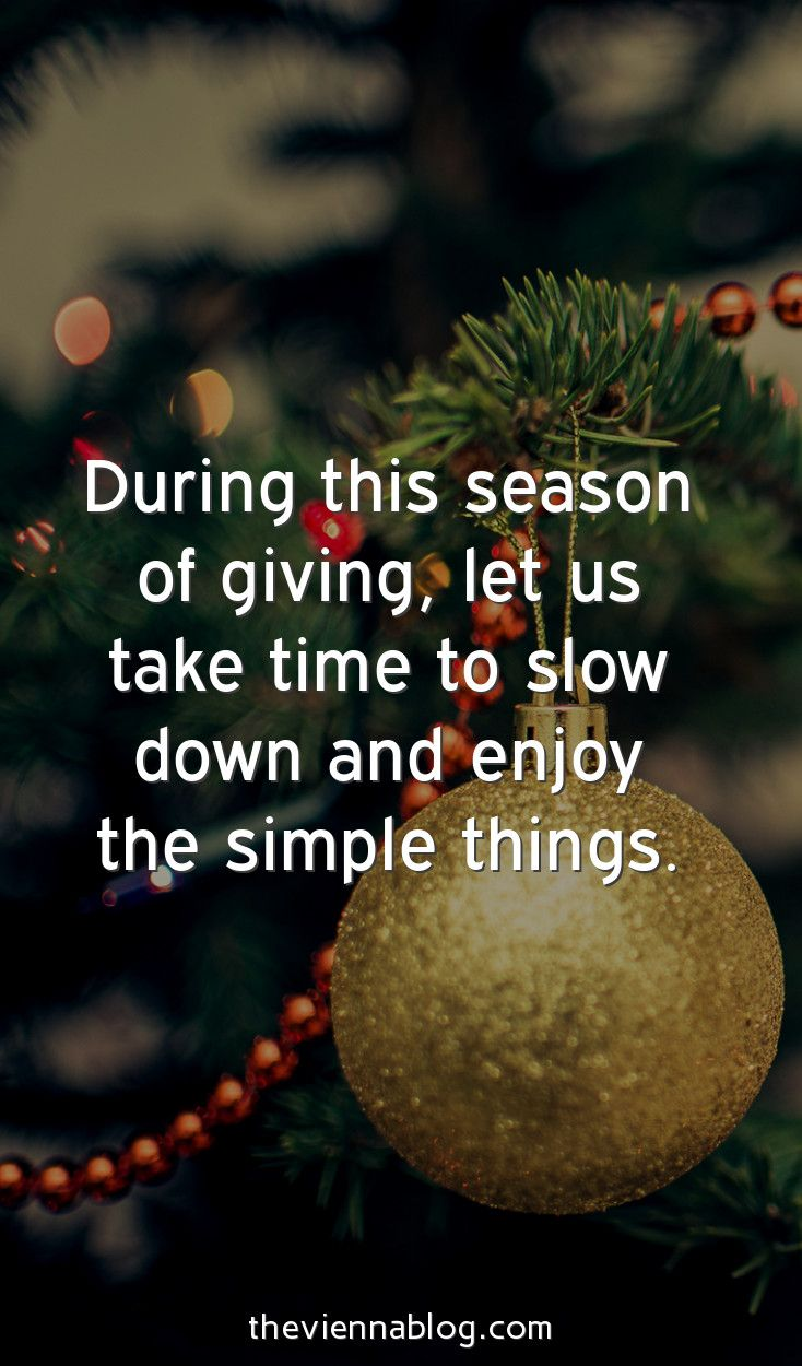 50 Best Christmas Quotes Of All Time The Vienna Blog Lifestyle Travel Blog In Vienna Holiday Quotes Christmas Christmas Quotes Inspirational Holiday Season Quotes