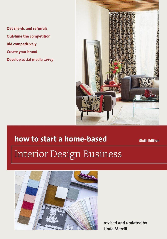 Amazon how to start  home based interior design business series linda merrill books afflink also rh pinterest