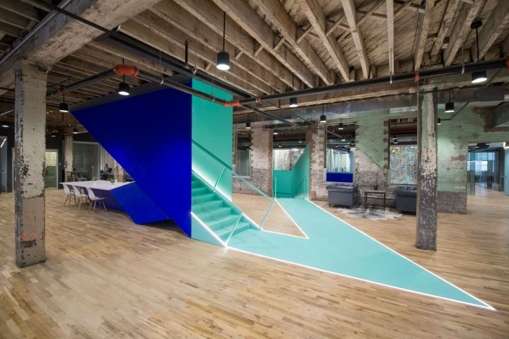 Coworkrs collaborative work space by LEESER Architecture, New York City » Retail Design Blog