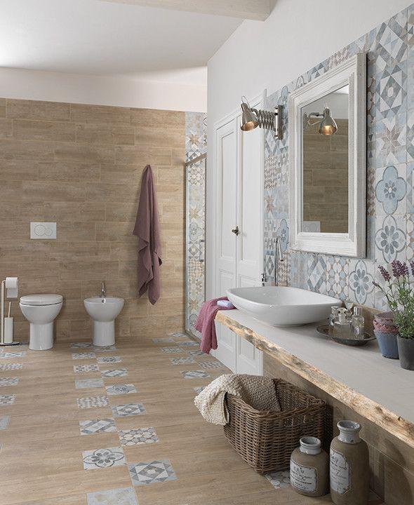 Scopri Le Esclusive Serie Per Il Rivestimento Del Tuo Bagno Di Leroy Merlin.  Bathroom ...