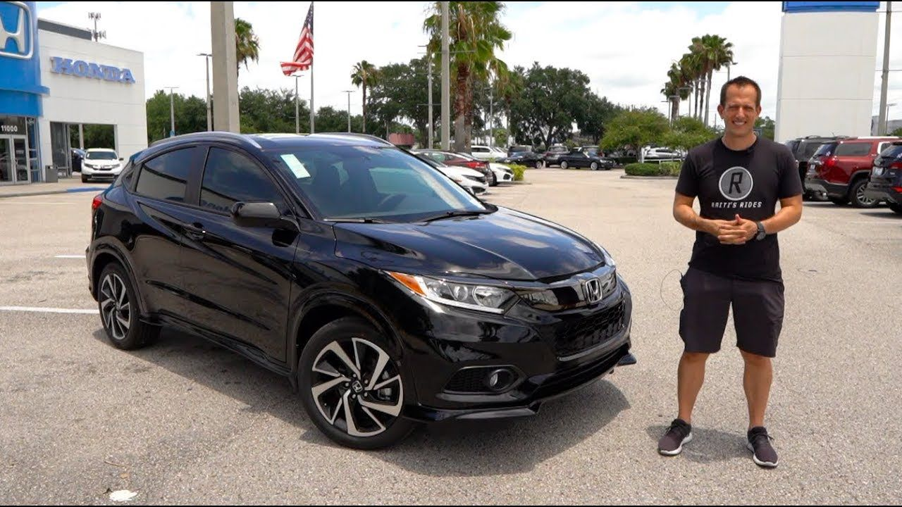 Does this 2019 Honda HRV Sport have a big VALUE for the