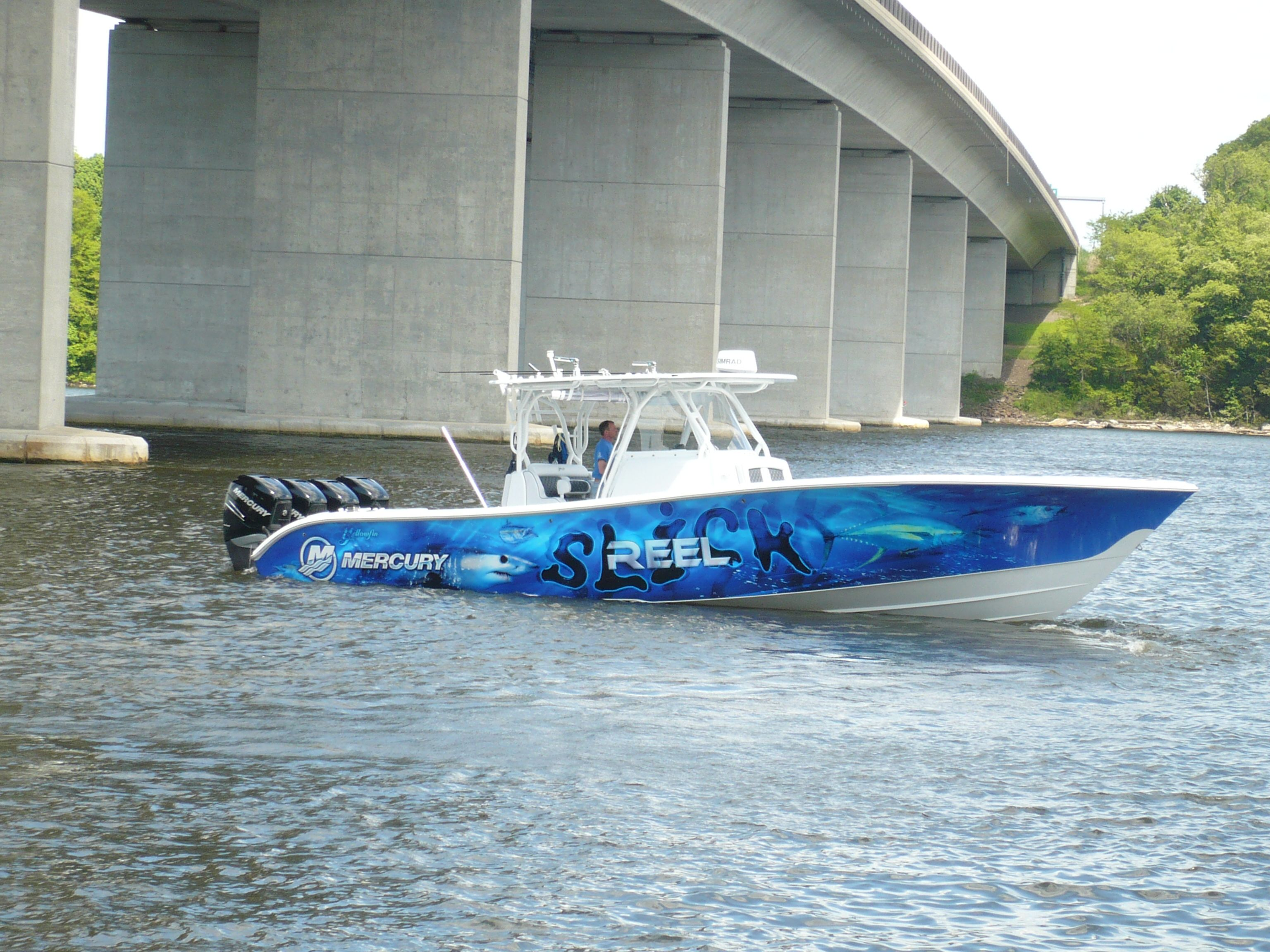 Reel Slick Boat NamesMotor