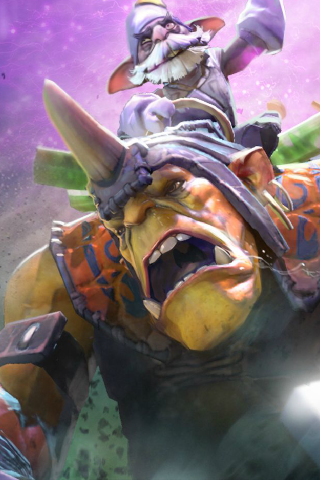 Dota 2 Wallpaper For Iphone And Android Dota Dota 2 Dota 2