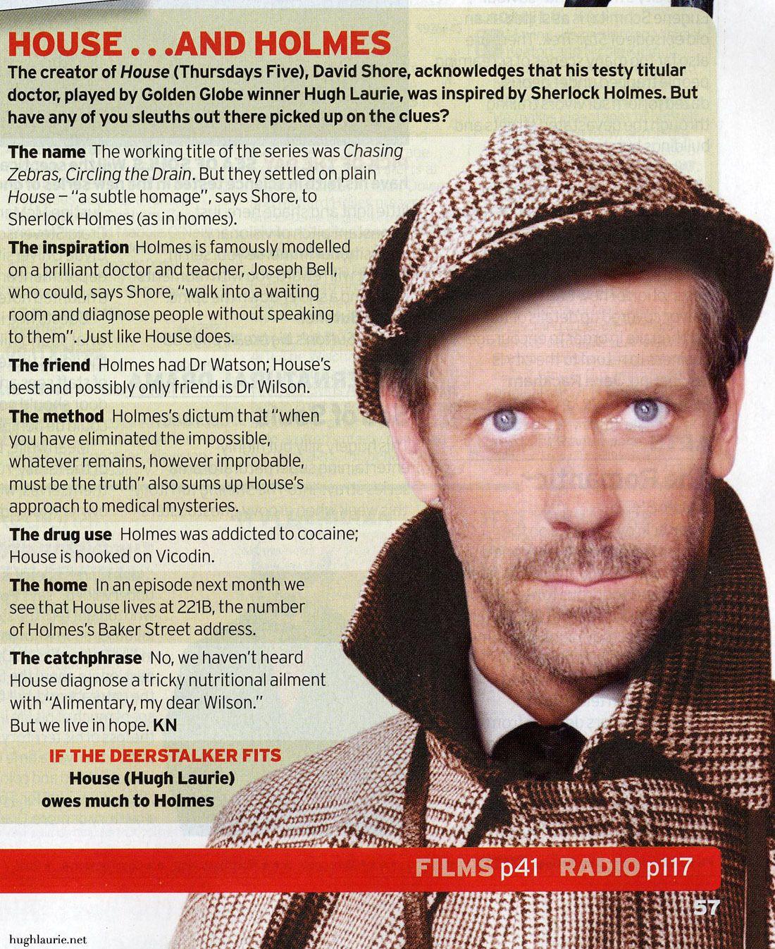 The Adventures of Sherlock Holmes (TV Series …