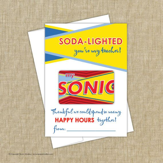 photo about Sonic Gift Card Printable named Sonic Reward Card Holder. Quick Obtain reward Designs Again