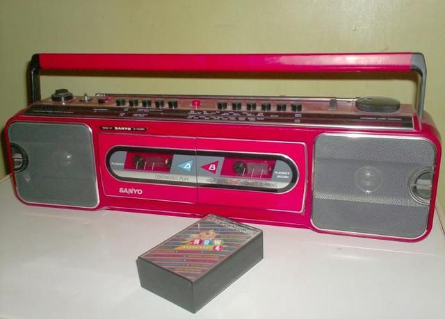 C-cassette tape