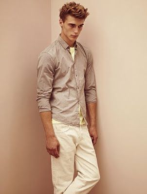 5e436724f289 Very French + Very Cool  Clément Chabernaud for Balmain Homme!2010 ...