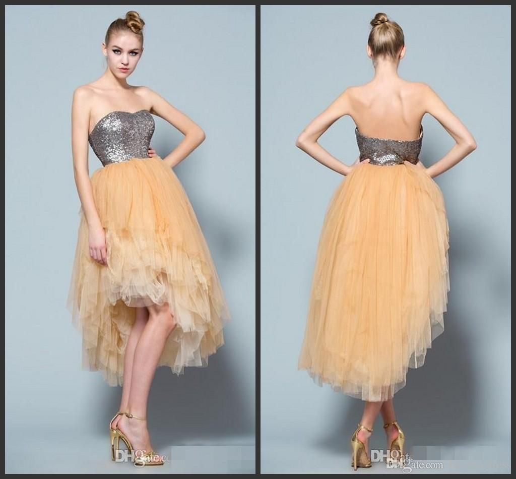 Cheap Summer Party Dress Wear Sweetheart Party Gowns Evening Formal ...