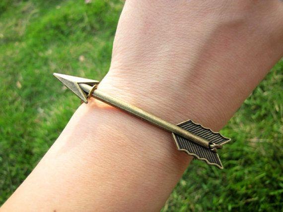 Hunger Games BraceletInspired BraceletVintage by braceletcool, $6.50