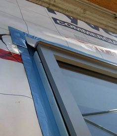 Detail Flashing 171 Home Building In Vancouver Window