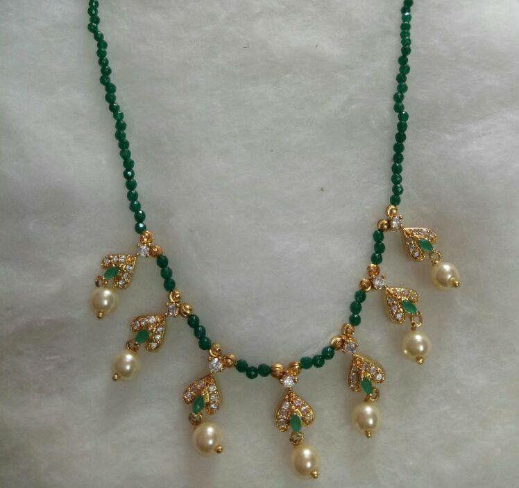 Pin by Divz Twinkle on Jewellery Pinterest Beads Indian jewelry