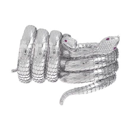 Il Serpente Bracelet by SIDNEY GARBER