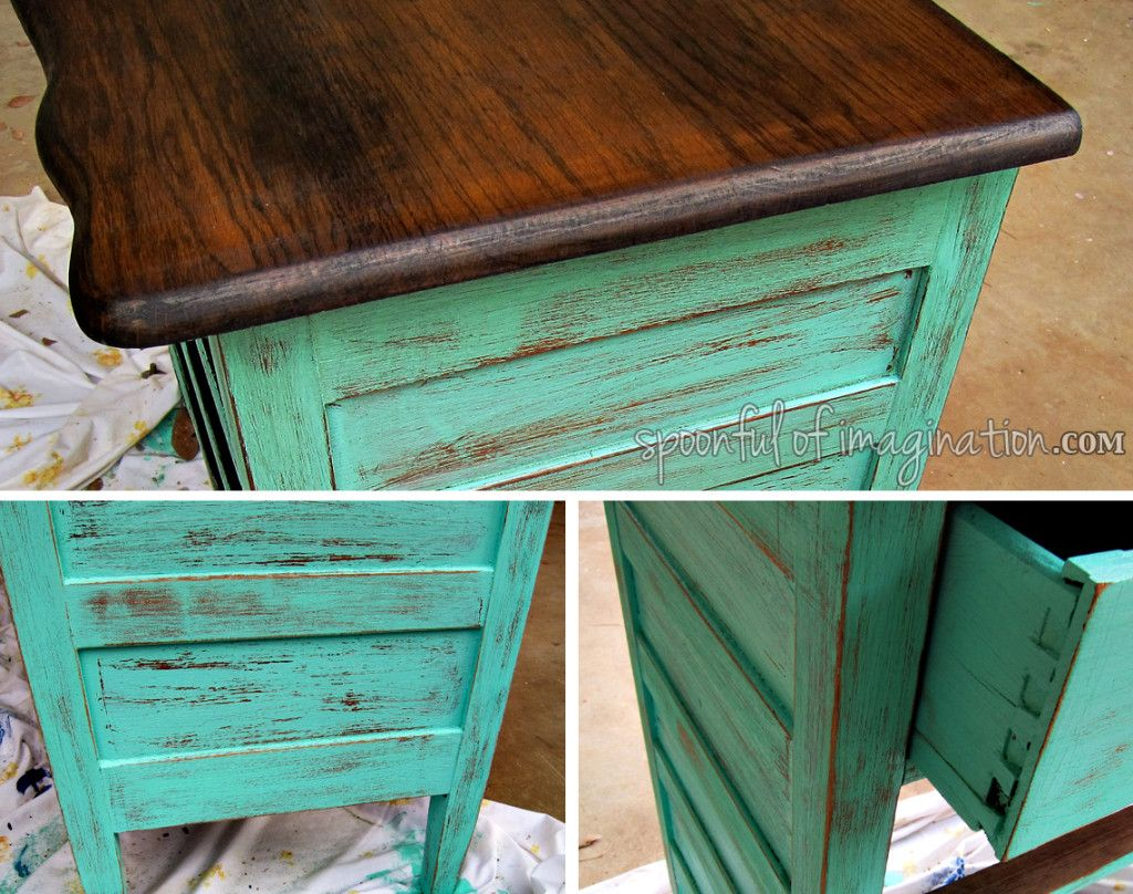 Wow!! This is a great way to take a common auction artifact like a. Old  Dresser MakeoversOld DressersPainting FurnitureFurniture ... - Wow!! This Is A Great Way To Take A Common Auction Artifact Like A