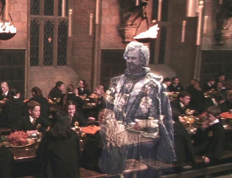 Nicholas De Mimsy Porpington Harry Potter Harry Potter Universal Harry Potter Characters