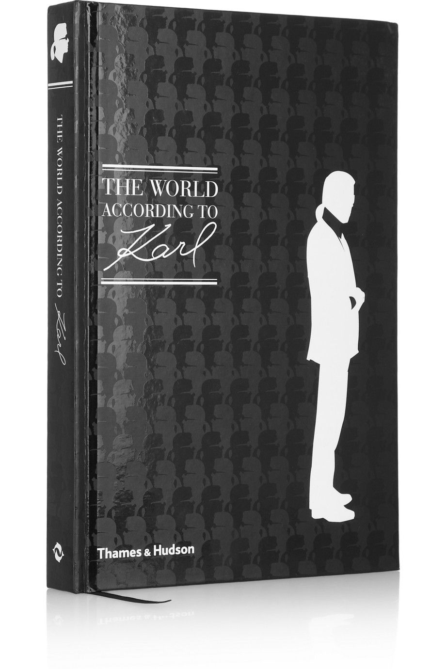 Karl Lagerfeld The World According To Karl Hardcover Book Net