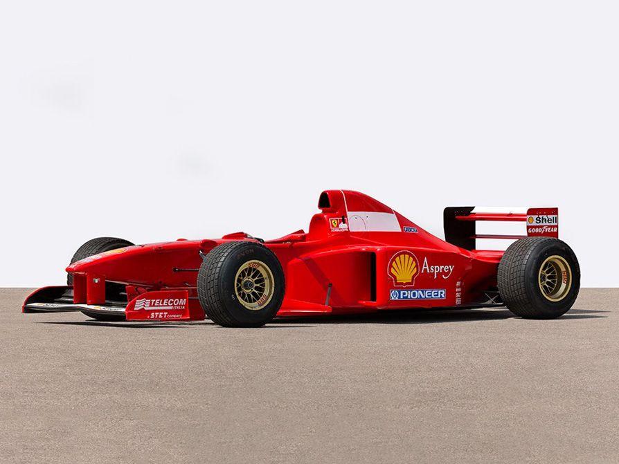 Ex-Michael Schumacher 1997 Ferrari F310 B | Ferrari F310B ...