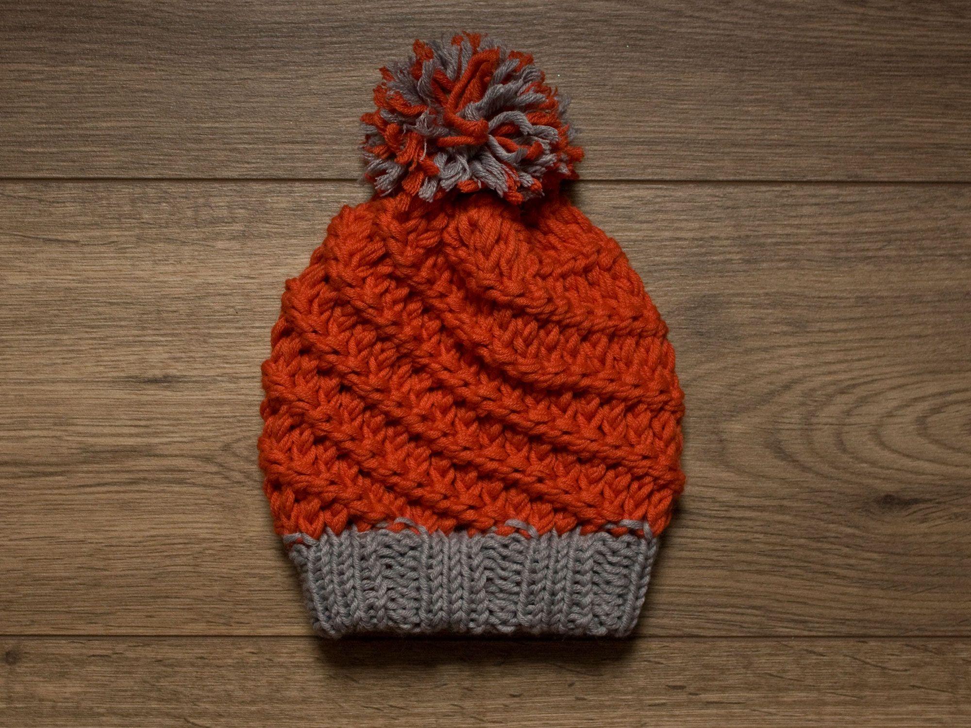 Exelent Gestrickte Hood Muster Ornament - Decke Stricken Muster ...
