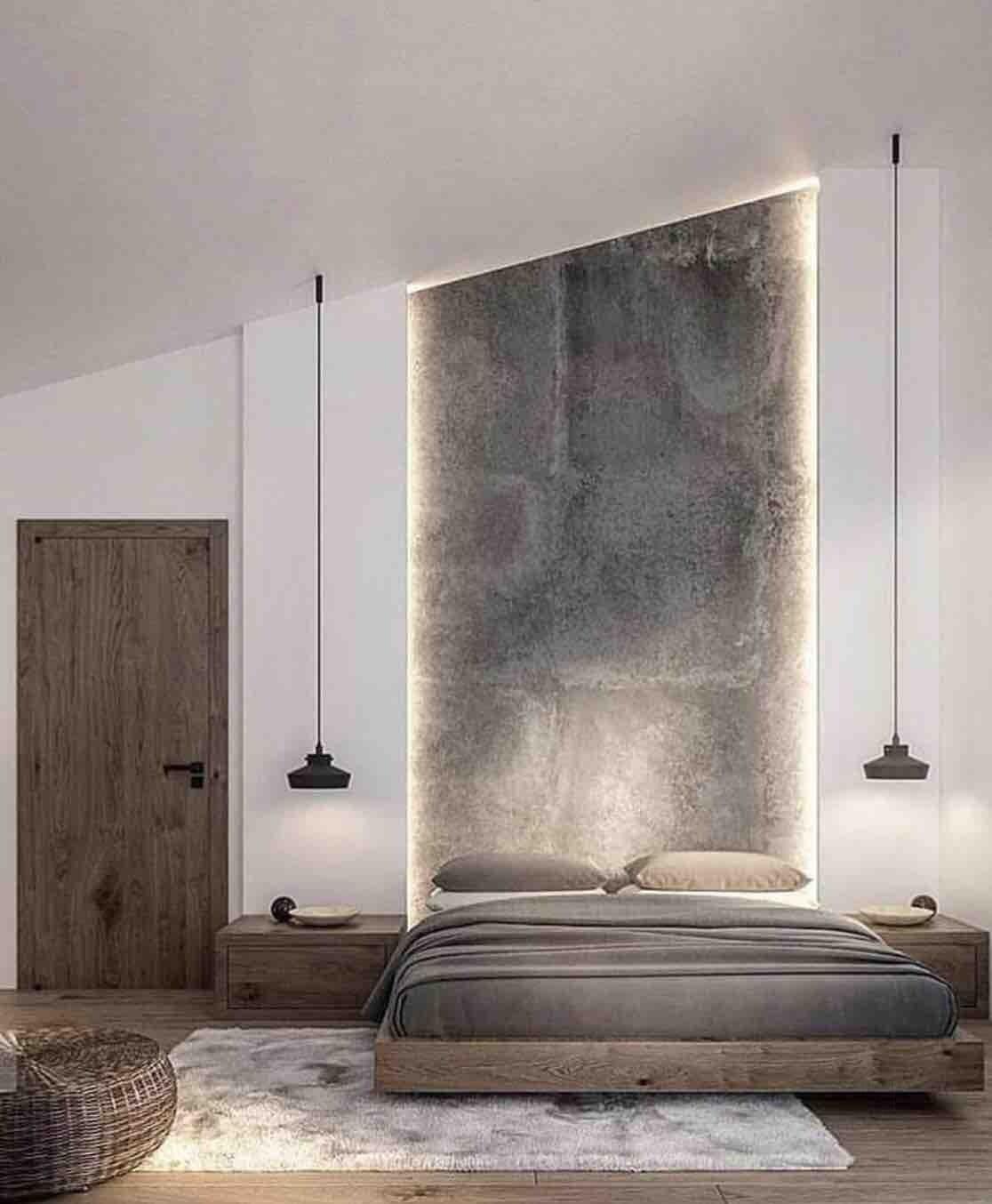 30 Stunning Modern Bedroom Design Ideas For 2019 Interior Design
