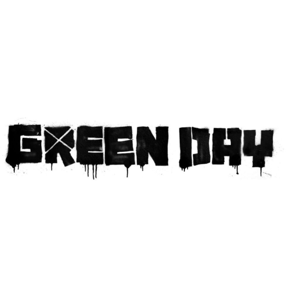 green day logo just trash pinterest logos. Black Bedroom Furniture Sets. Home Design Ideas