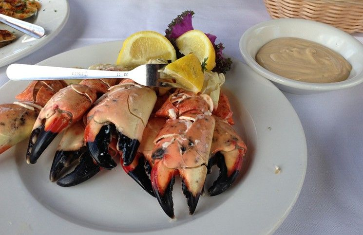 Billy S Stone Crab 400 N Ocean Drive Hollywood Call 954 923 Crabbest Seafood Restaurantbroward