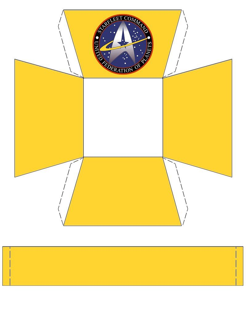 Free Star Trek Printables Are Free To Use And Free To Share For Personal Use