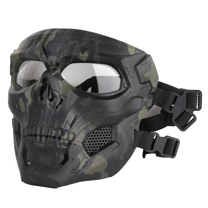Skeleton Mask Paintball Mask Full Cosas Airsoft Mask Paintball Mask Skull Face