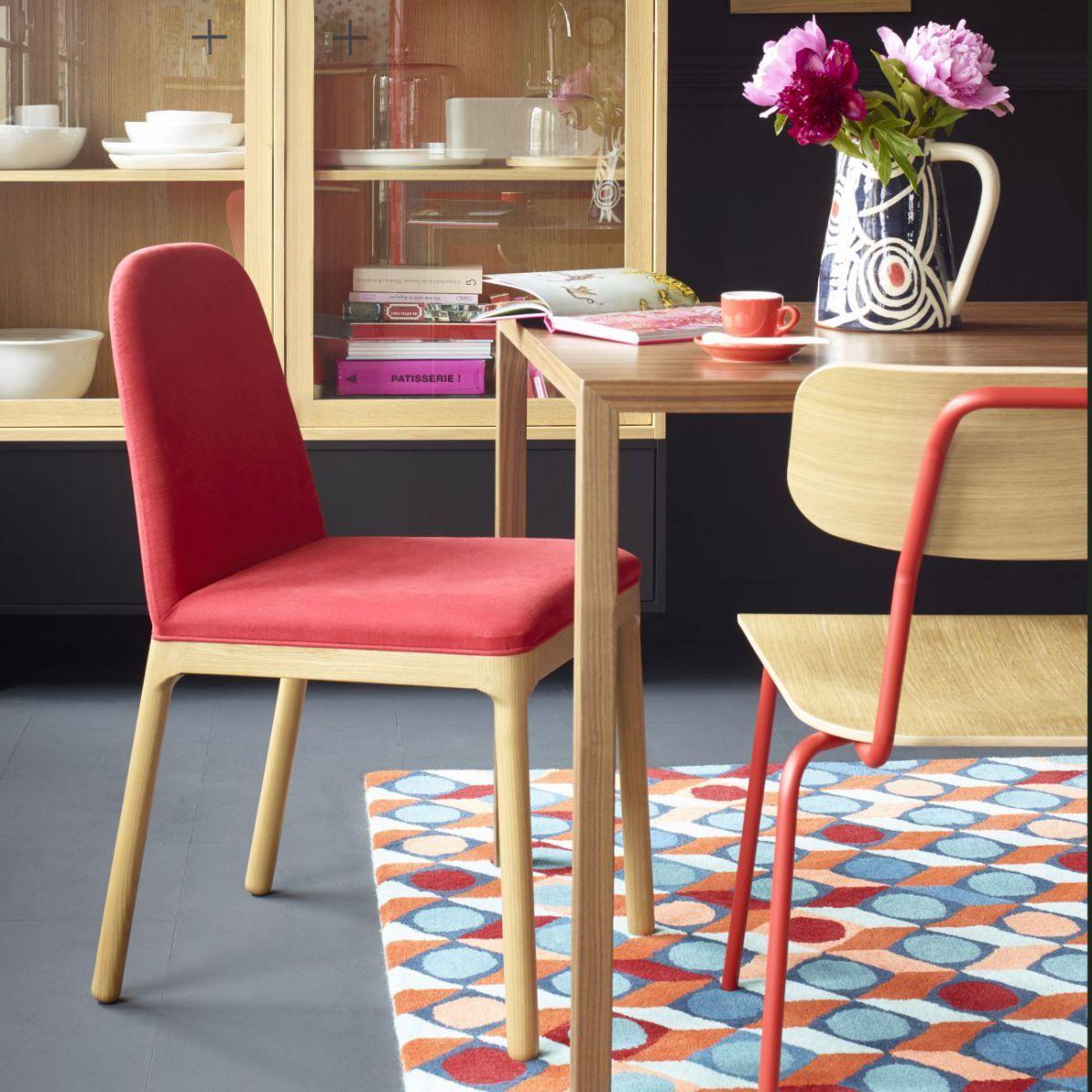 Decouvrez Tratto Tables De Salle A Manger Naturel Bois Chez Habitat Fabricant De Meubles Et D Objets Design Utiles Et Accessibles Depuis 1964 Meubels