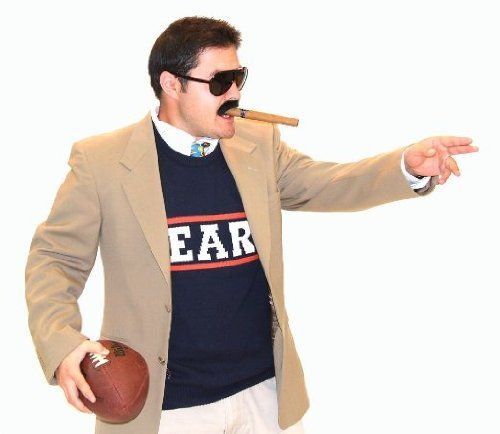 chicago bears halloween costume women