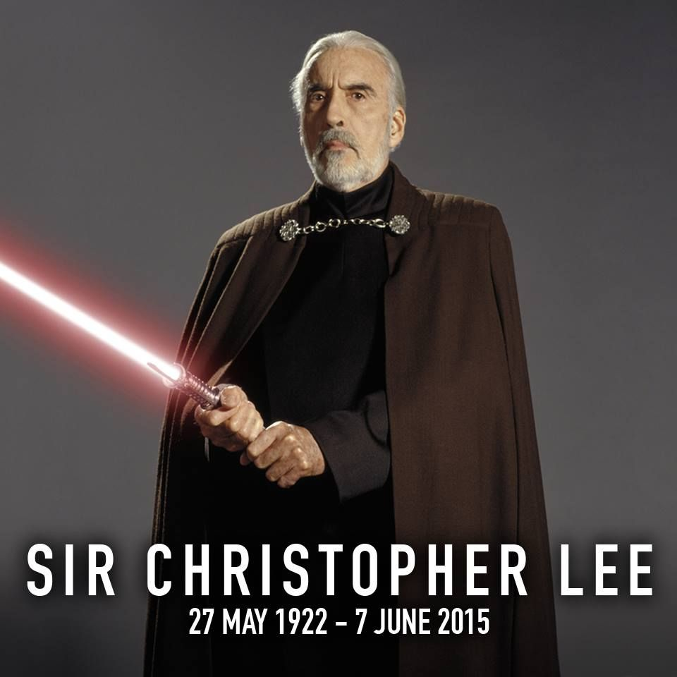 What What What Why R I P Chris Star Wars Awesome Star Wars Episodes Star Wars Movie